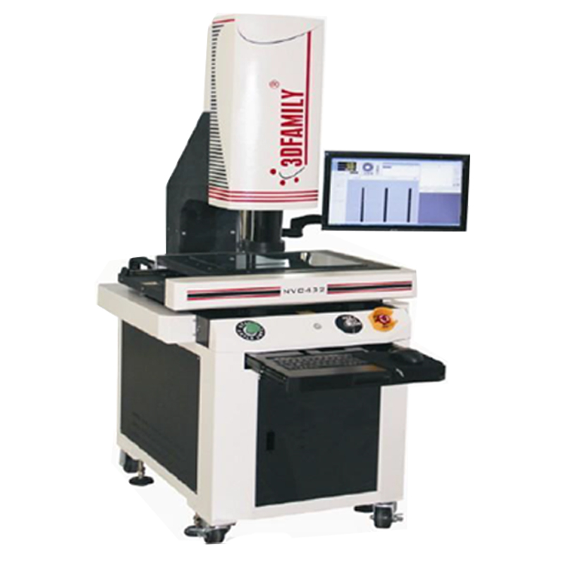 全自动影像激光测试仪1台