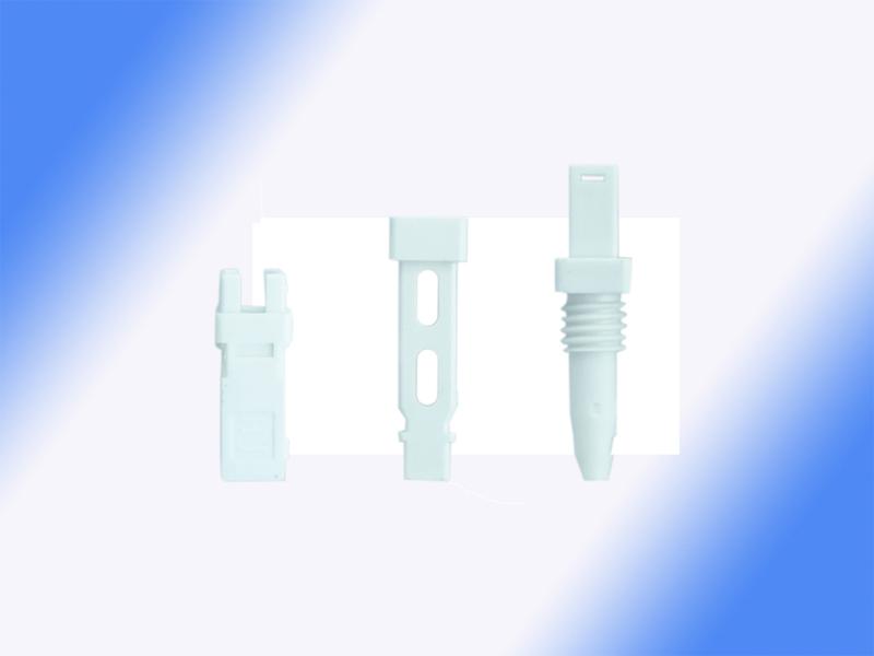 精密光纤连接器-白内套皮、皮线夹